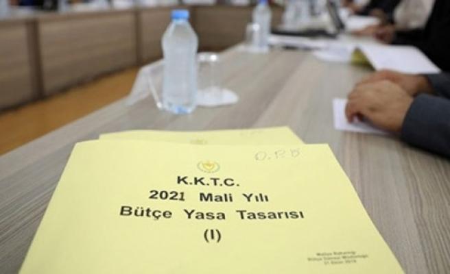 2021 Mali Yılı Bütçe Yasa Tasarısı 10 Milyar 210 Milyon TL olarak kabul edildi