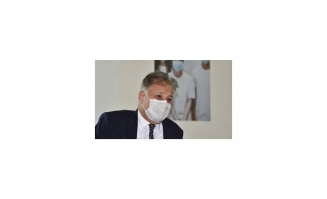 """Ali Pilli: """"Şu ana kadar toplam 4 bin 968 kişiye koronavirüs aşı uygulaması yapıldı"""""""