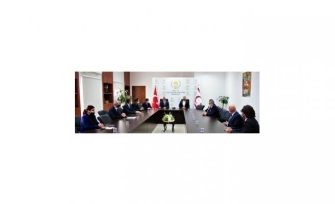 Altı ilçeye altı ilkokul projesi'ne yönelik iş birliği protokolü imzalandı.