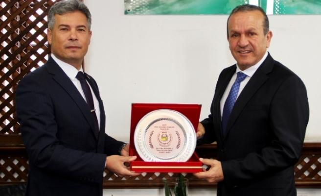 Ataoğlu:Sivil Savunma Teşkilatı, en önemli dayanağımızdır