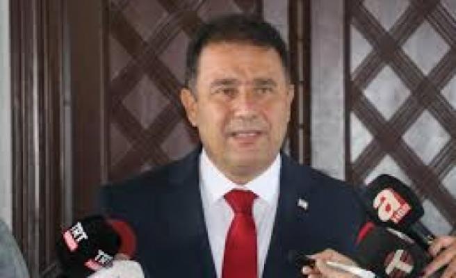 Başbakan Ersan Saner, erken seçim çağrısında bulundu!