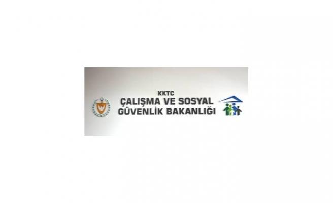 Çalışma Bakanlığı Müdürlüğün'de Yeni Atama