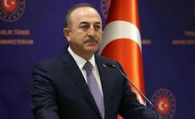 Çavuşoğlu: Denktaş'ın yaktığı egemenlik meşalesini Kıbrıs Türk halkıyla birlikte taşımaya devam edeceğiz