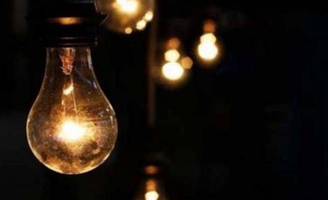 Dikkat! yarın bu köye elektrik verilmeyecek