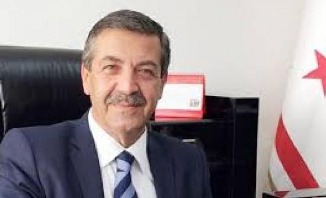 Dışişleri Bakanı  Ertuğruloğlu Bugün  Ankara'da Temaslarda Bulunuyor