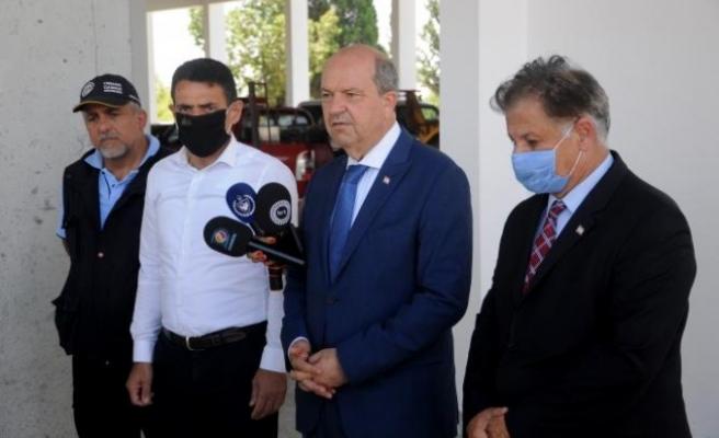 İlk aşıyı Cumhurbaşkanı Tatar ve Sağlık Bakanı Ali Pilli Olacak