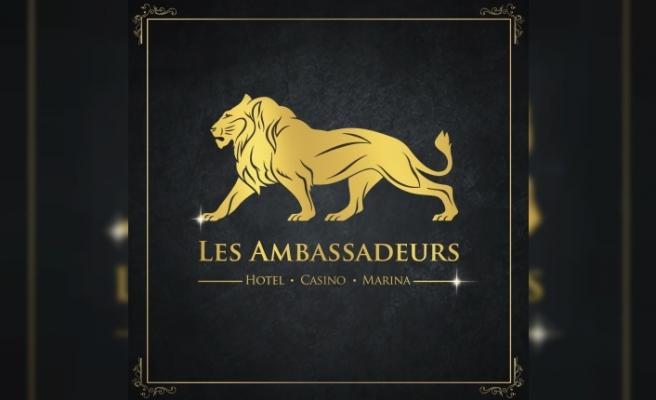 Les Ambassadeurs Hotel yeniden hizmete başladı