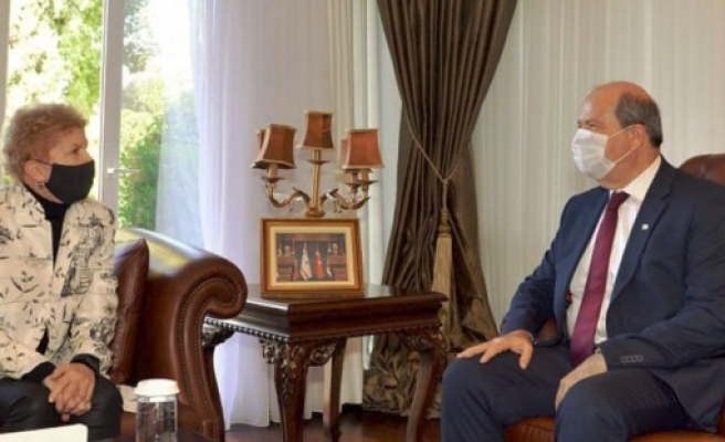 Lute, Pazartesi günü Cumhurbaşkanı Tatar'la görüşecek