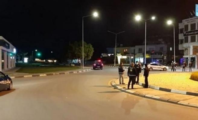 17 kişi sokağa çıkma yasağını ihlal etti
