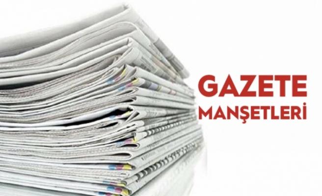 17 Şubat Gazate Manşetleri