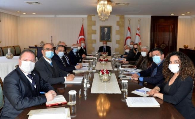 5+BM Gayrı Resmi Görüşmesi Öncesi Hazırlık Toplantısı
