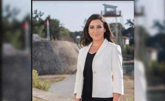 Akdeniz Karpaz  Üniversitesi Ailesine  Avukat İrem Uygun Soyşen Katıldı