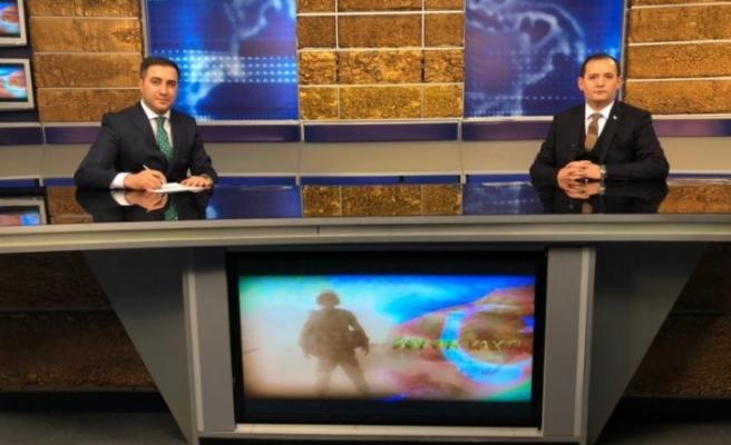 Azerbaycan-Kıbrıs Dostluk Cemiyeti Başkanı Orhan Hasanoğlu Azerbaycan'da resmi temaslarda bulundu…