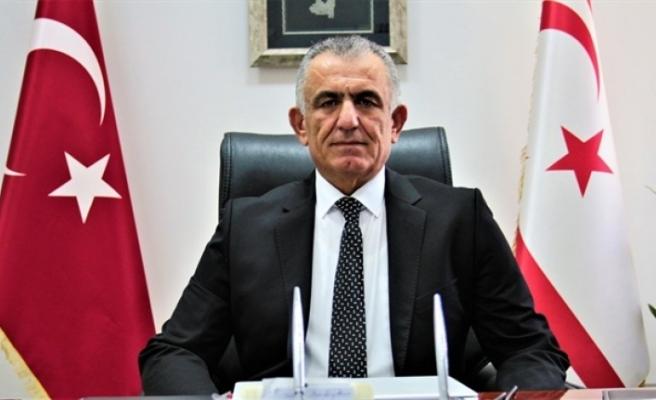 """Bakan Nazım Çavuşoğlu: """"Zeytinde kaliteli üretim ve sanayi ayağının gelişmesi önceliğimizdir"""""""