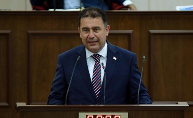 Başbakan Ersan Saner Az Sonra Kanal T'de Gündemdeki gelişmeleri değerlendirecek
