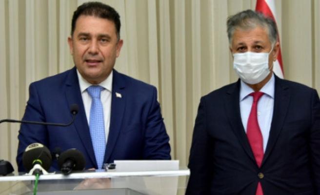 Başbakan Hamza Ersan Saner'den Ali Pilli açıklaması
