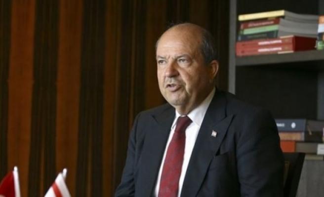 Cumhurbaşkanı Ersin Tatar'ın açıklaması