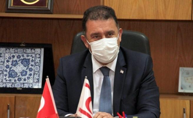 """Ersan Saner: """"Karantinasız girişe karar verecek merci Üst Komite, ben sadece 1 Nisan'ın hedef olduğunu söyledim"""""""