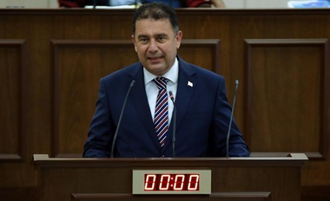 """Ersan Saner: """"Rum-Yunan ikilisi hâlâ Kıbrıs Türk halkının egemenliği ve güvenliğini garantiye alma ihtiyacını kabul etmiyor"""""""