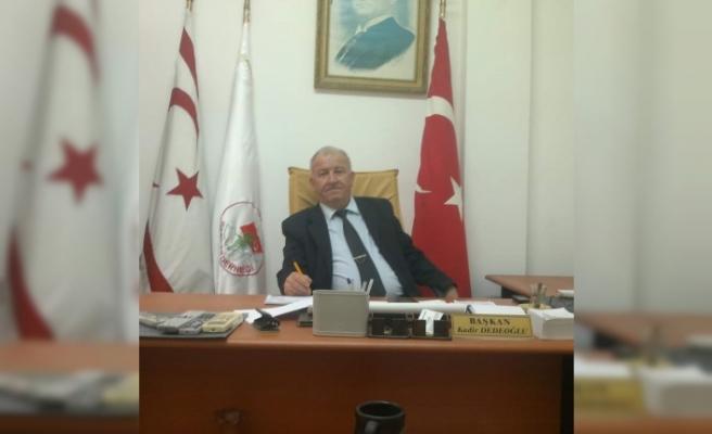 Gaziler Derneği Genel Başkanı Kadir Dedeoğlu şehit edilen 13 vatandaş için taziye mesajı yayımladı