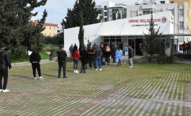 """Girne Belediyesi: """"Vatandaşlar PCR ve aşı organizasyonundan memnun ayrıldı"""""""