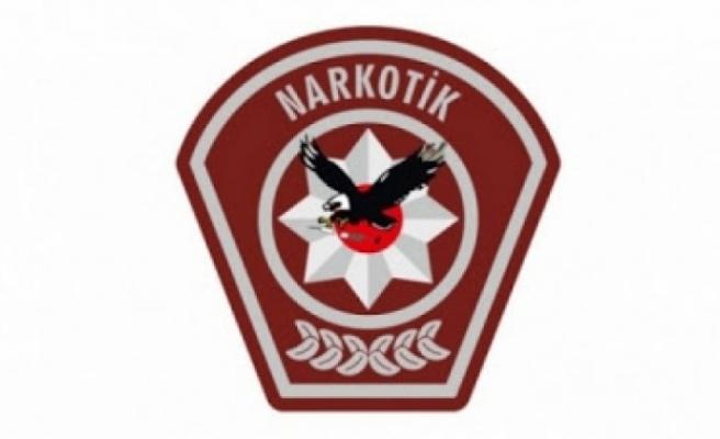 Girne'de uyuşturucu: 3 tutuklu