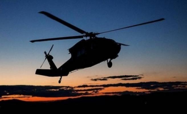 Helikopter kazasının sebebi tespit edildi