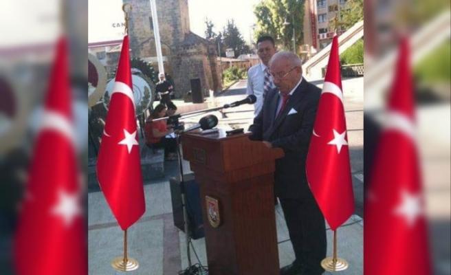 """KıbrısTürk Barış Kuvvetleri Gaziler Derneği Genel Başkanı KadirDedeoğlu: """" Rum halkı bile Yunan zulmünden bıktı usandı """""""