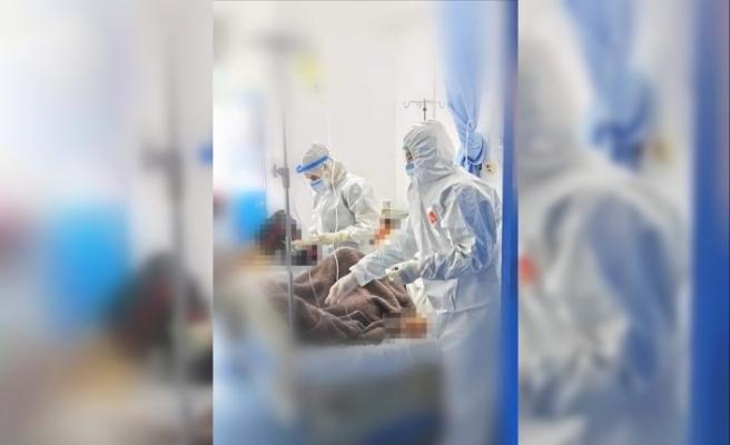 """Oğuz Köse: """"Normalde 5 hastaya 1 hemşire düşer, bizde 15 hastaya 1 hemşire düşüyor!"""""""
