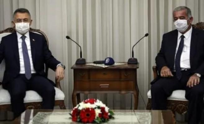 """Önder Sennaroğlu: """"Mali protokolün imzalanması KKTC için hayati önem arz ediyor"""""""