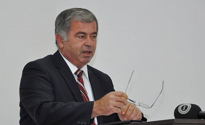 Önder Sennaroğlu yarın Türkiye Cumhurbaşkanı Yardımcısı Fuat Oktay'ı kabul edecek