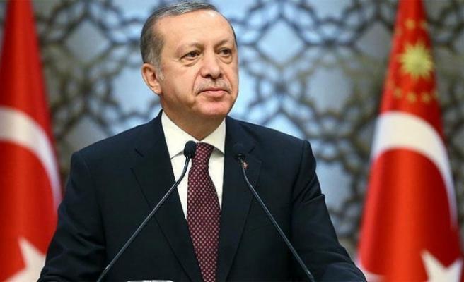 """Recep Tayyip Erdoğan: """"Çarşamba günü bazı güzellikler açıklayacağım"""""""