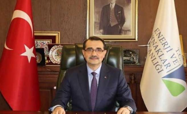 """TC Enerji Bakanı Fatih Dönmez: """"İlk hedef Akdeniz'de de bir keşif gerçekleştirmek"""""""