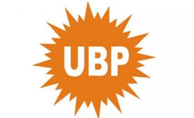 """UBP: """"Kıbrıs Türkünü Kıbrıs Cumhuriyeti'ne yama olarak gören zihniyetle anlaşma olamaz"""""""