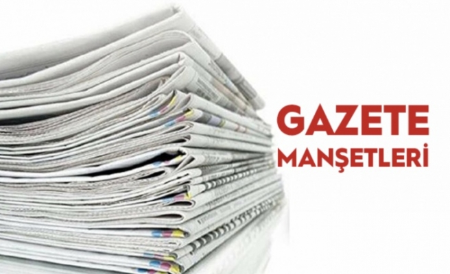 16 Mart Gazete Manşetleri