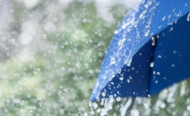 3 gün boyunca bazı bölgelerde yağış etkili olacak