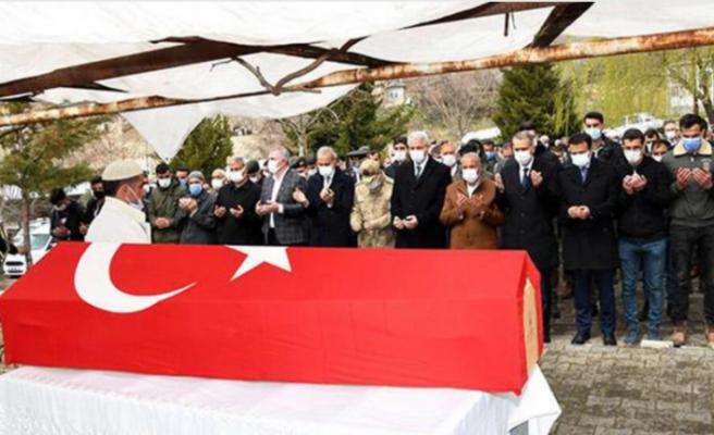 68 yaşındaki Kıbrıs gazisi Ramazan Tatlı kansere yenik düştü