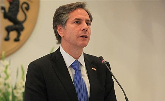 ABD Dışişleri Bakanı Blinken'dan Doğu Akdeniz çağrısı