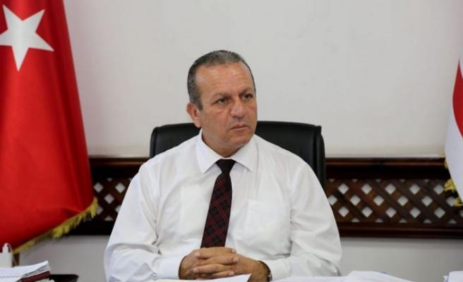 Ataoğlu: Turizm Üst Kurulu oluşturuldu