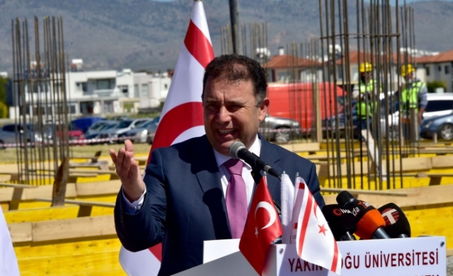 Başbakan Saner: Çocuklara yatırım geleceğe yatırımdır