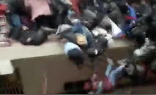 Bolivya'da korkuluk faciası! 7 öğrenci hayatını kaybetti