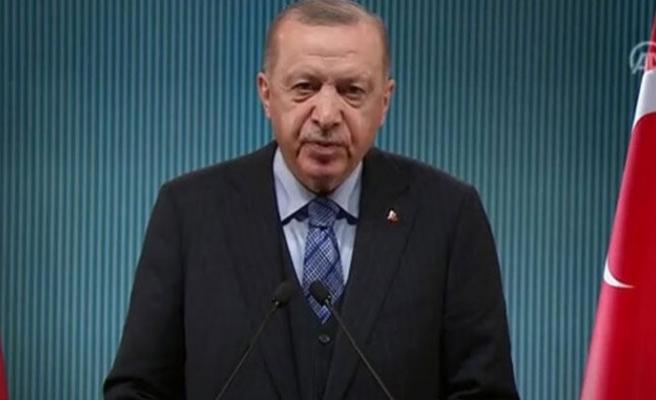 Erdoğan'dan BM'ye koronavirüs aşısı çağrısı