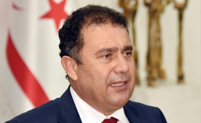 """Ersan Saner: """"Kıbrıs Türkü, Çanakkale Zaferi'nden ilham alarak kendi devletini kurdu"""""""