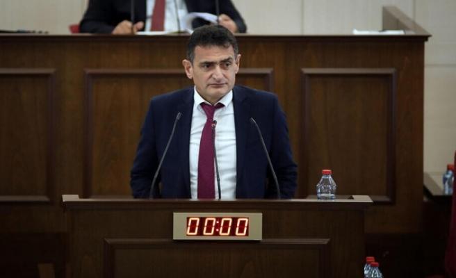 """Maliye Bakanı Dursun Oğuz: """"Ülke şartları ne ekonomik ne sağlık anlamında normal değil"""""""