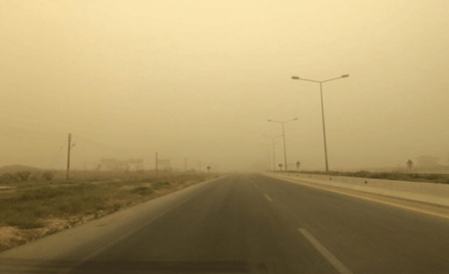 Meteorolojiden tozlu hava uyarısı