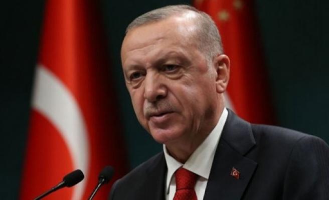 """Recep Tayyip Erdoğan: """"2023'e Cumhur İttifakı olarak çok güçlü bir şekilde hazırlanıyoruz"""""""
