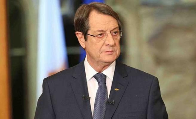 """Rum lider Nikos Anastasiadis: """"AB, Cenevre'deki toplantıya katkı koymalı"""""""