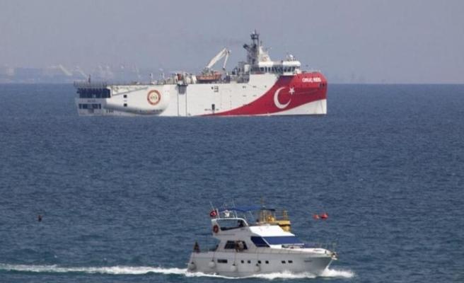Türkiye'den Doğu Akdeniz için AB, Yunanistan ve İsrail'e nota