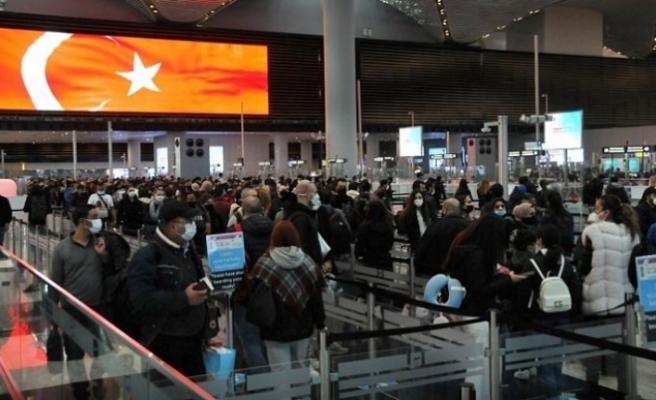 Türkiye'ye girişlerde elektronik form gerekliliği getirildi