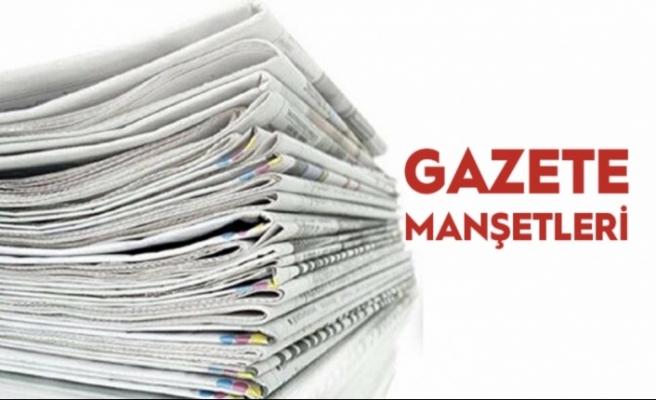 8 Nisan Gazete Manşetleri